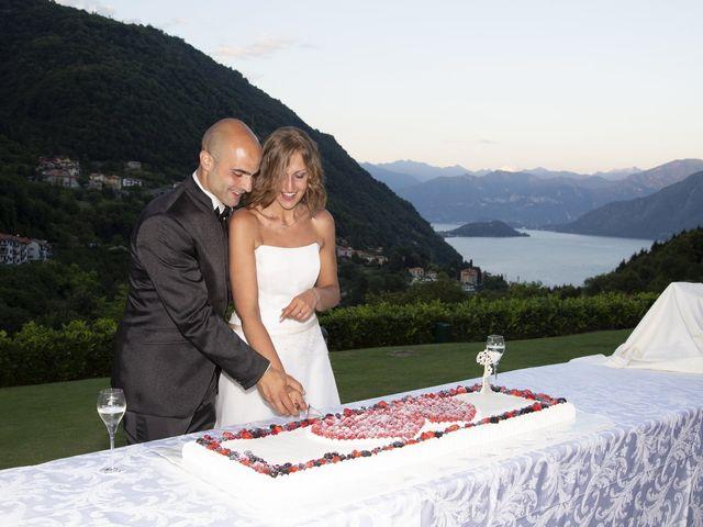 Il matrimonio di Riccardo e Roberta a Schignano, Como 13