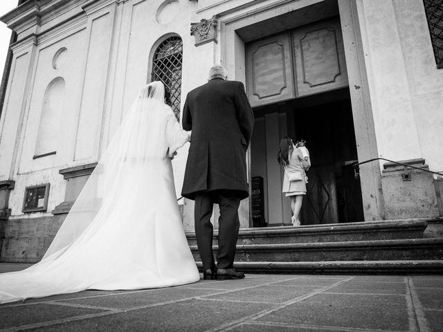 Il matrimonio di Mattia e Arianna a Campodarsego, Padova 7