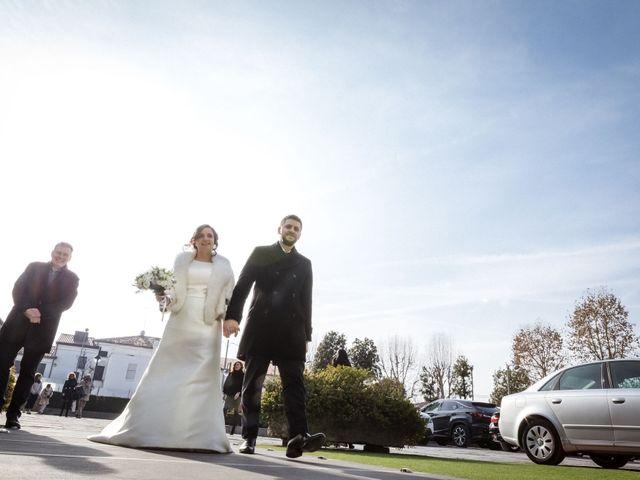 Il matrimonio di Mattia e Arianna a Campodarsego, Padova 15