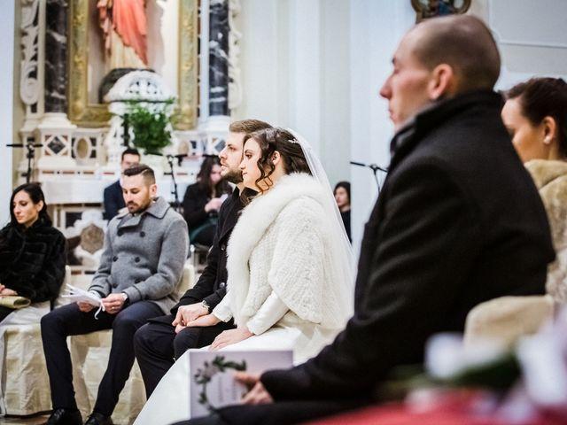 Il matrimonio di Mattia e Arianna a Campodarsego, Padova 25