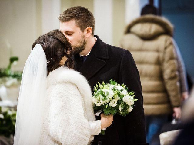 Il matrimonio di Mattia e Arianna a Campodarsego, Padova 28