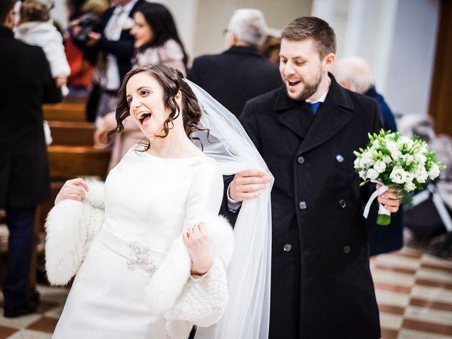 Il matrimonio di Mattia e Arianna a Campodarsego, Padova 2