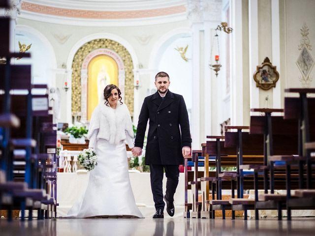 Il matrimonio di Mattia e Arianna a Campodarsego, Padova 32