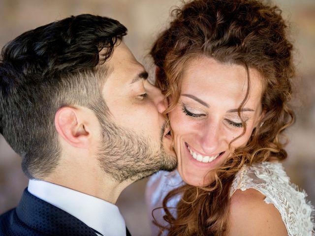 le nozze di Rossella e Flavio