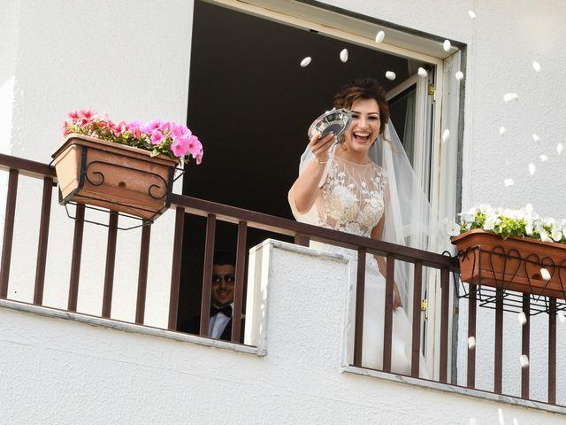 Il matrimonio di Nicola e Maria Teresa a Santa Severina, Crotone 24