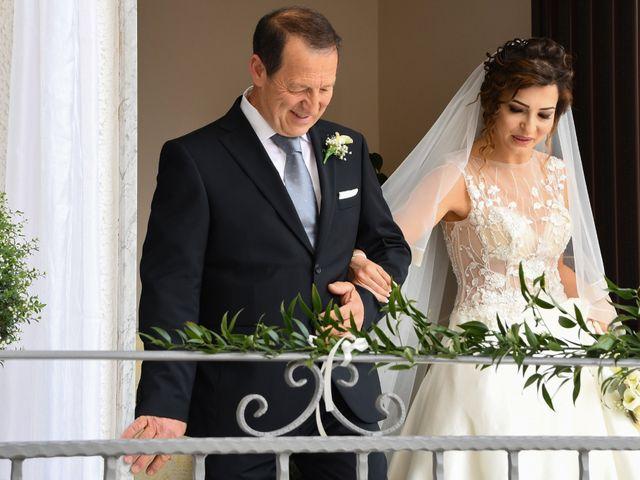 Il matrimonio di Nicola e Maria Teresa a Santa Severina, Crotone 25