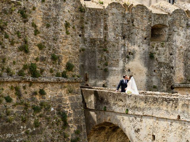 Il matrimonio di Nicola e Maria Teresa a Santa Severina, Crotone 53