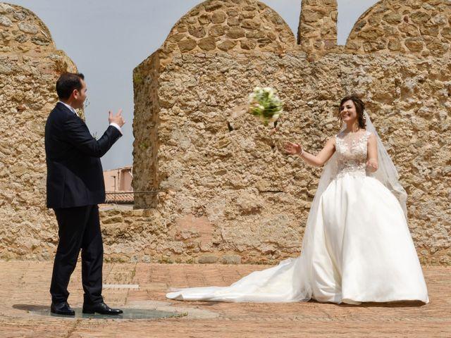 Le nozze di Maria Teresa e Nicola