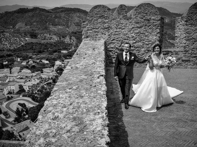 Il matrimonio di Nicola e Maria Teresa a Santa Severina, Crotone 56
