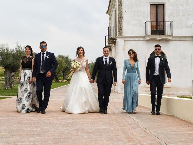 Il matrimonio di Nicola e Maria Teresa a Santa Severina, Crotone 2