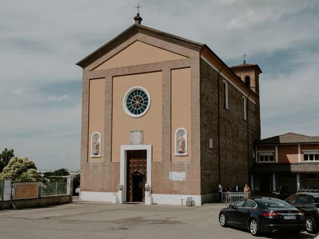 Il matrimonio di Kris e Aldo a Sassuolo, Modena 1