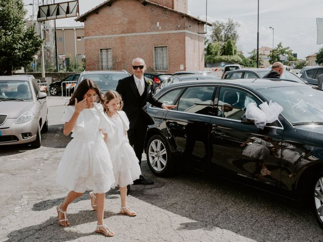 Il matrimonio di Kris e Aldo a Sassuolo, Modena 4