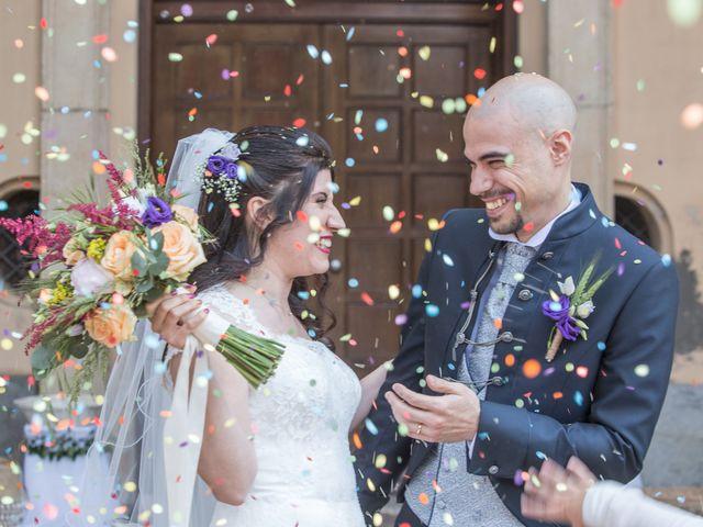 Le nozze di Ylenia e Teo