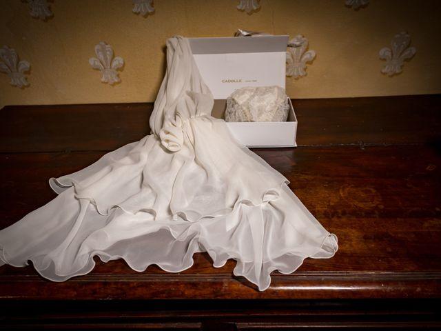 Il matrimonio di Christophe e Marie a Certaldo, Firenze 4