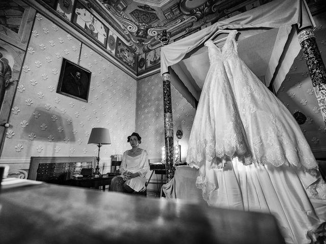 Il matrimonio di Christophe e Marie a Certaldo, Firenze 11