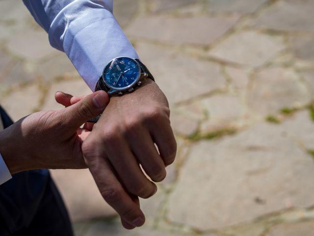 Il matrimonio di Christophe e Marie a Certaldo, Firenze 25