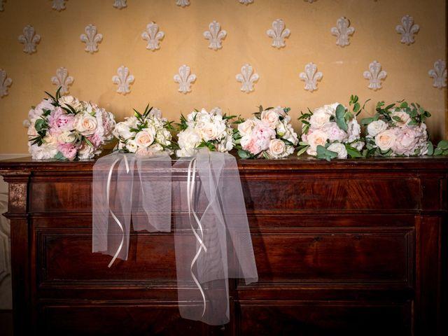 Il matrimonio di Christophe e Marie a Certaldo, Firenze 32