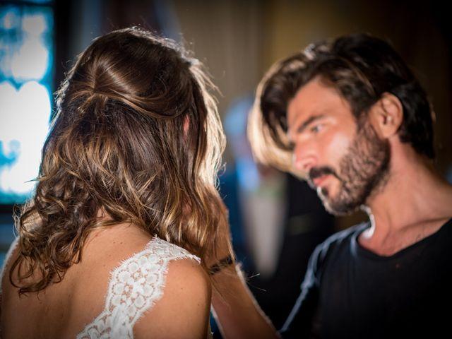 Il matrimonio di Christophe e Marie a Certaldo, Firenze 35