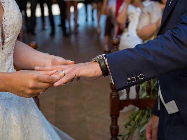 Il matrimonio di Christophe e Marie a Certaldo, Firenze 58