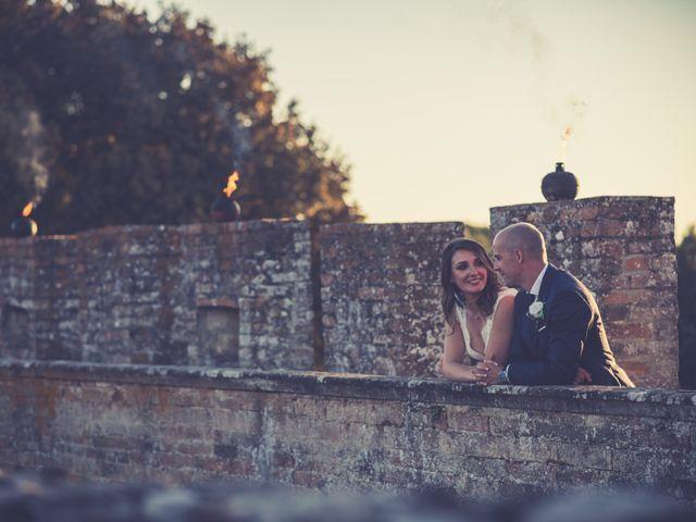 Le nozze di Marie e Christophe