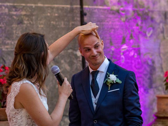 Il matrimonio di Christophe e Marie a Certaldo, Firenze 100