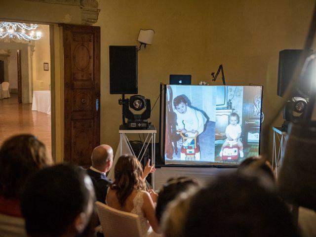 Il matrimonio di Christophe e Marie a Certaldo, Firenze 104