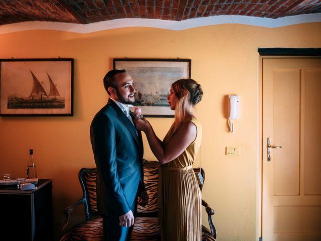 Il matrimonio di Davide e Yasmine a Ovada, Alessandria 6