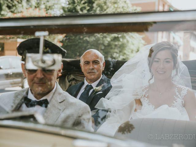 Il matrimonio di Andrea e Sabrina a San Lazzaro di Savena, Bologna 18
