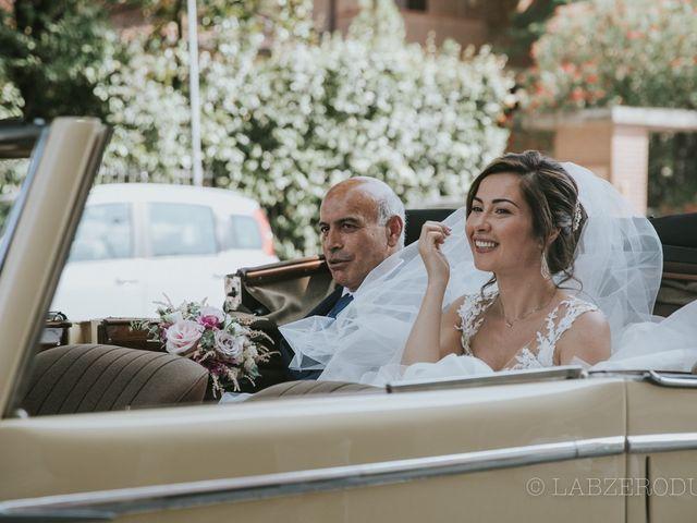 Il matrimonio di Andrea e Sabrina a San Lazzaro di Savena, Bologna 19