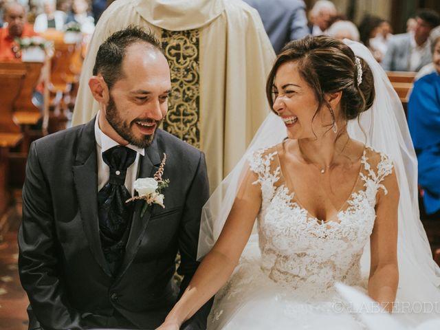 Il matrimonio di Andrea e Sabrina a San Lazzaro di Savena, Bologna 27