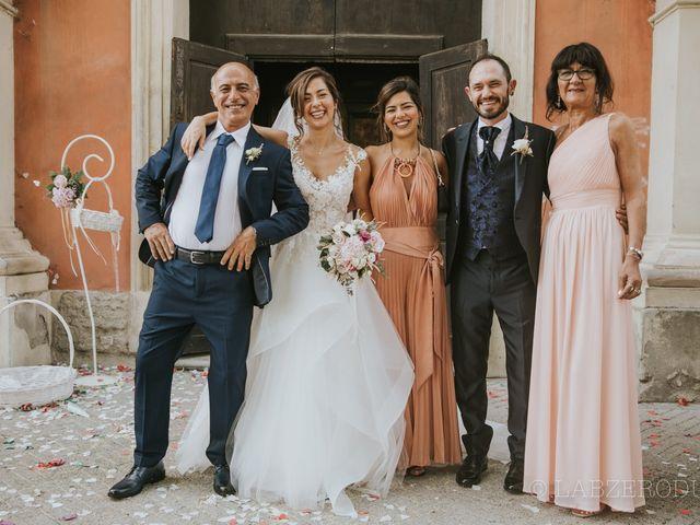 Il matrimonio di Andrea e Sabrina a San Lazzaro di Savena, Bologna 32
