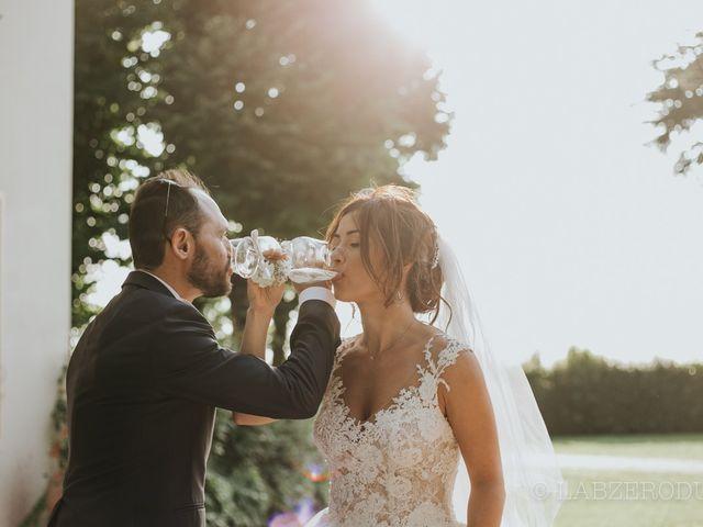 Il matrimonio di Andrea e Sabrina a San Lazzaro di Savena, Bologna 34