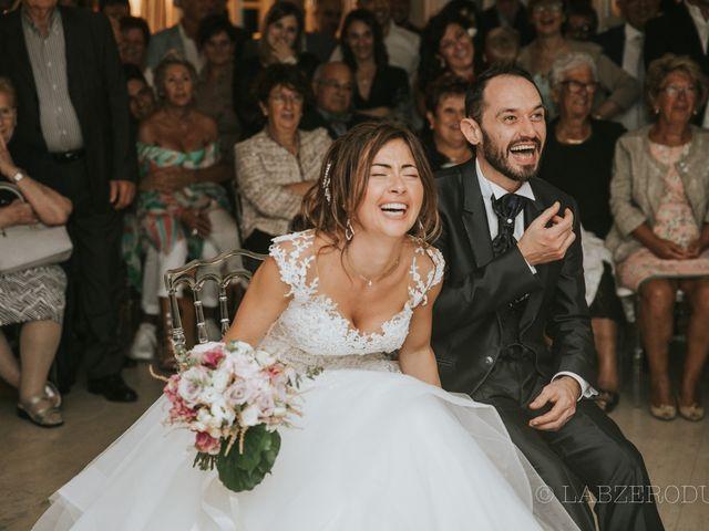 Il matrimonio di Andrea e Sabrina a San Lazzaro di Savena, Bologna 62