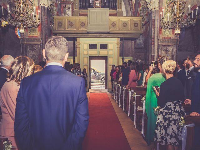Il matrimonio di Federico e Anna a Lu, Alessandria 14