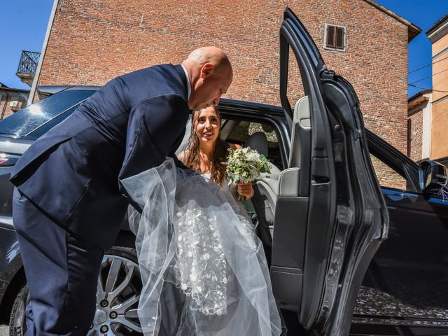 Il matrimonio di Federico e Anna a Lu, Alessandria 15