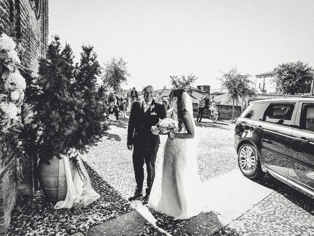 Il matrimonio di Federico e Anna a Lu, Alessandria 16