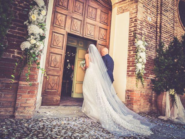 Il matrimonio di Federico e Anna a Lu, Alessandria 17