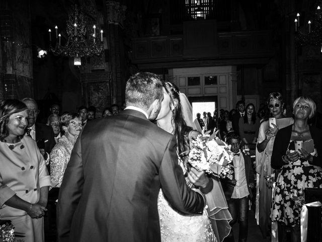 Il matrimonio di Federico e Anna a Lu, Alessandria 18