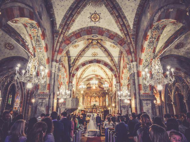 Il matrimonio di Federico e Anna a Lu, Alessandria 19