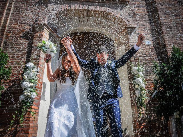 Il matrimonio di Federico e Anna a Lu, Alessandria 1