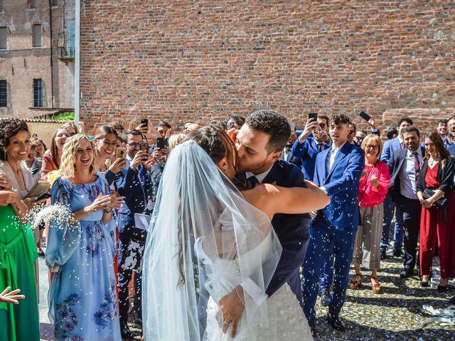 Il matrimonio di Federico e Anna a Lu, Alessandria 23