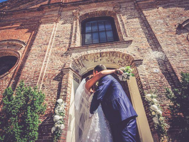 Il matrimonio di Federico e Anna a Lu, Alessandria 24