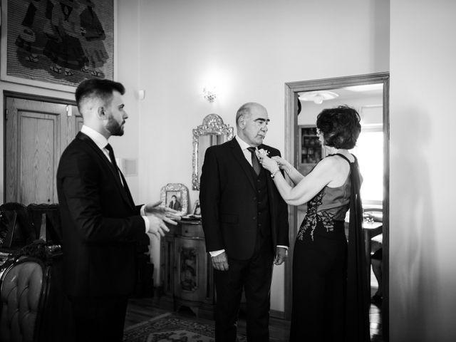 Il matrimonio di Pietro e Giulia a Roma, Roma 18