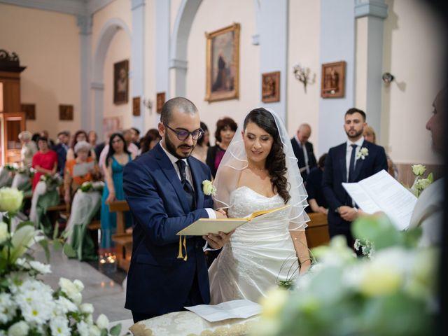 Il matrimonio di Pietro e Giulia a Roma, Roma 1