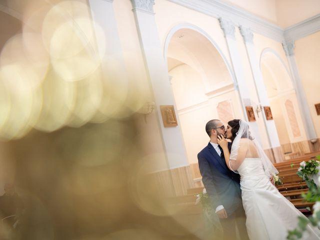 Il matrimonio di Pietro e Giulia a Roma, Roma 28