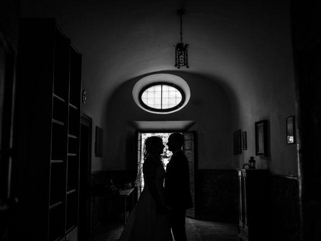 Il matrimonio di Pietro e Giulia a Roma, Roma 29