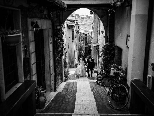 Il matrimonio di Pietro e Giulia a Roma, Roma 31