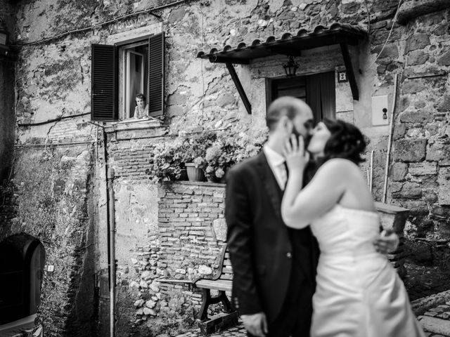 Il matrimonio di Pietro e Giulia a Roma, Roma 32