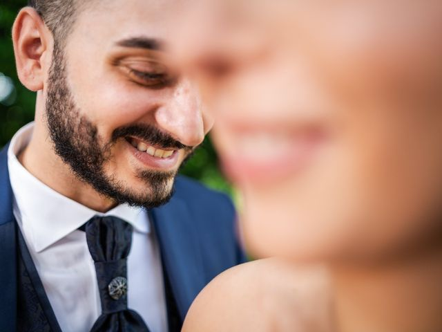 Il matrimonio di Pietro e Giulia a Roma, Roma 34