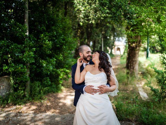 Il matrimonio di Pietro e Giulia a Roma, Roma 36